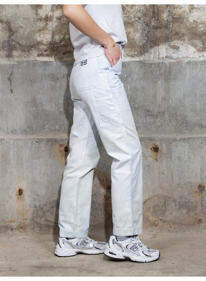 Obey Womens - Tie Dye Hardwork Carpent Pants - Good Grey Multi