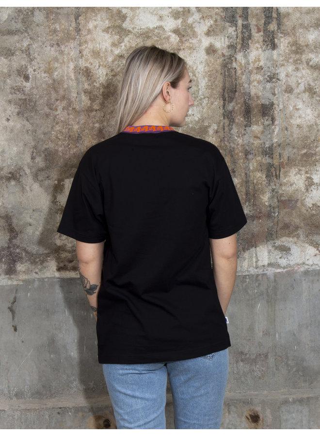 Obey Womens - Plona Pocket Tee SS - Black