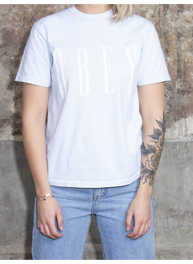 Obey Womens - Obey New  - China Blue