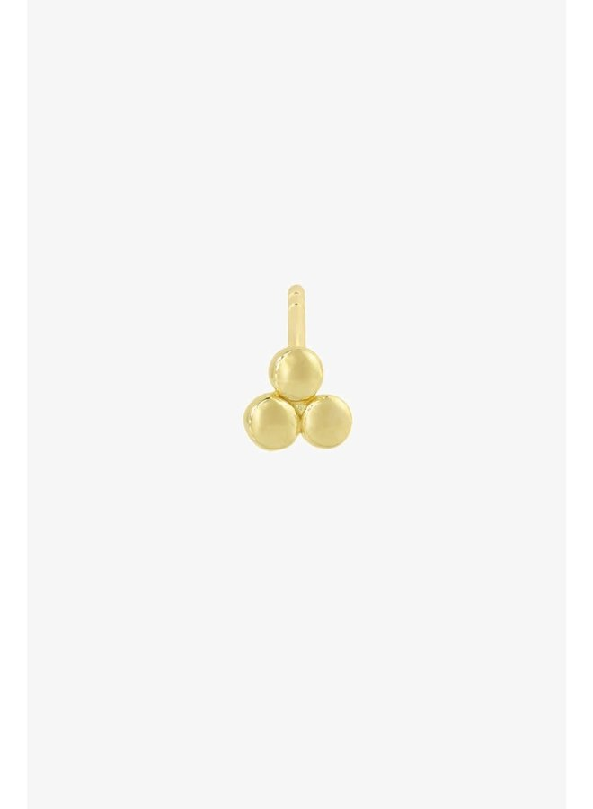WILDTHINGS - Multi Stud - Gold Plated