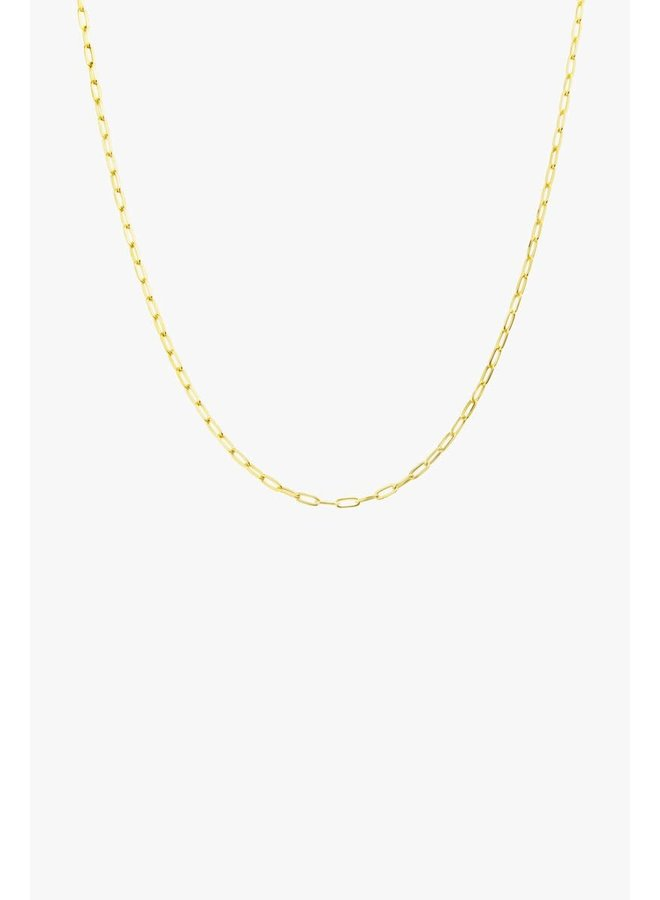 Long Round Necklace