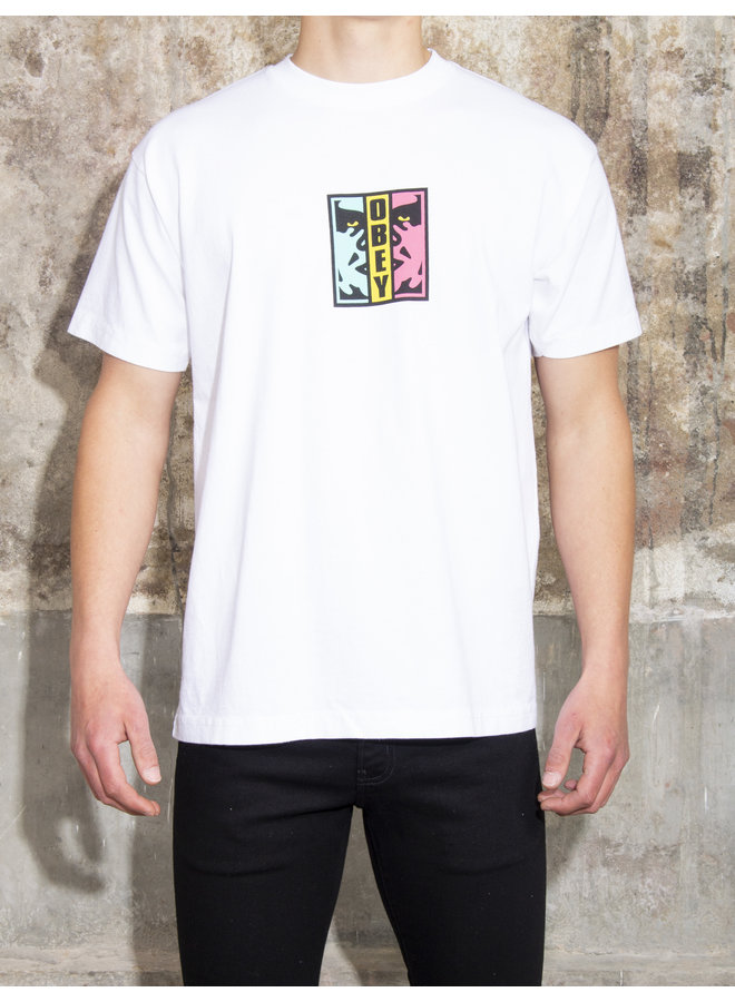 Obey Men - Dividend - White