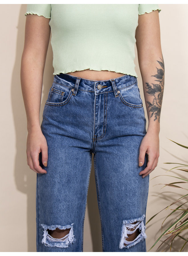 24COLOURS - Jeans Ripped (80263)