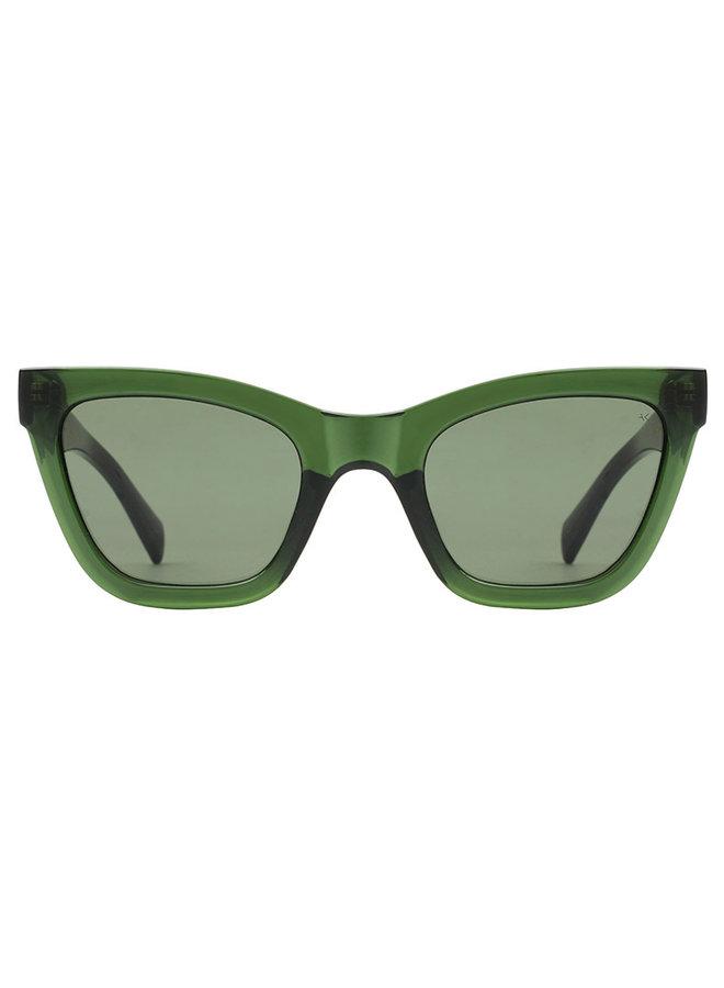 BIG KANYE (KL2103) - Dark Green - Transparent