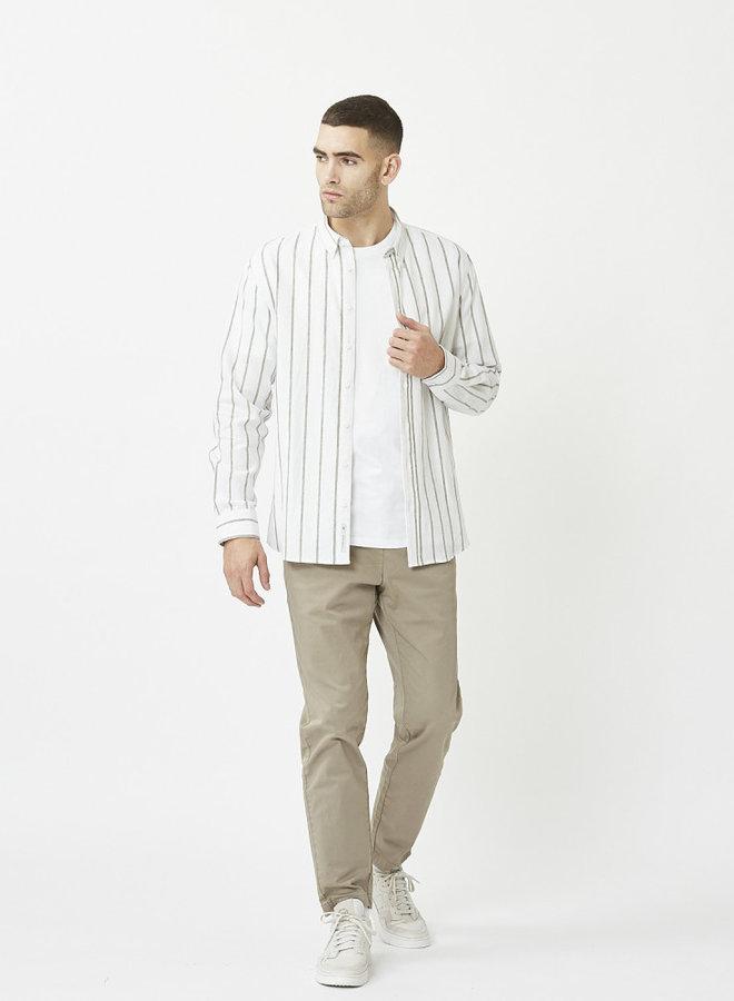 Minimum - Walther Shirt - Broken White
