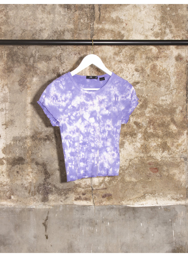 Obey Womens - Cindy Top - Lavender Multi