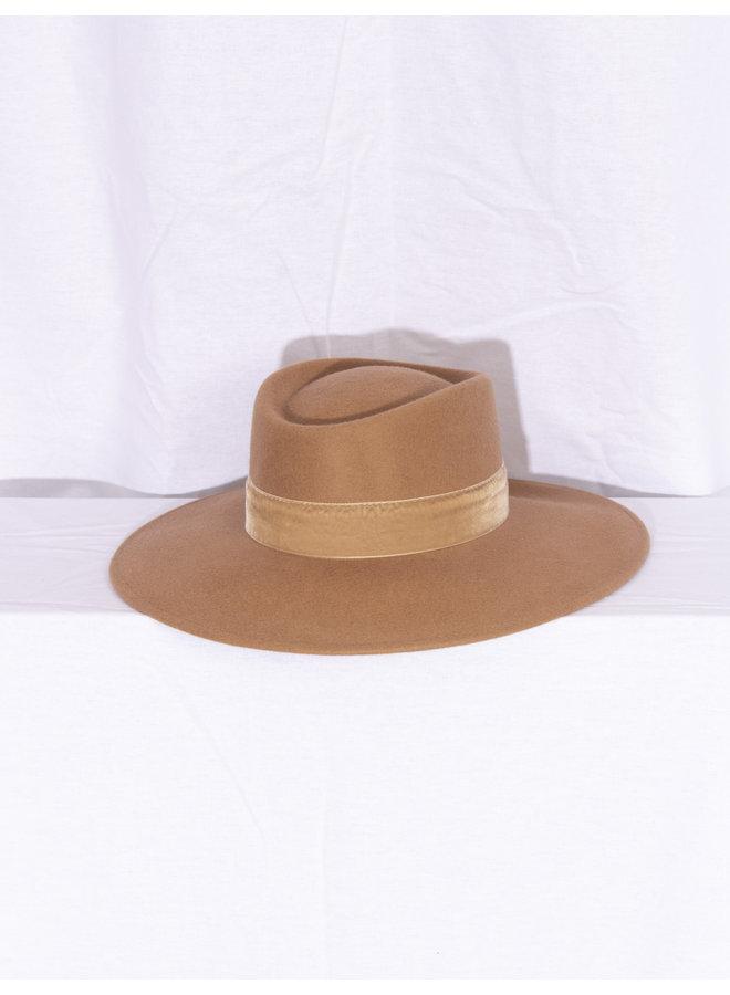 Hat - Camel