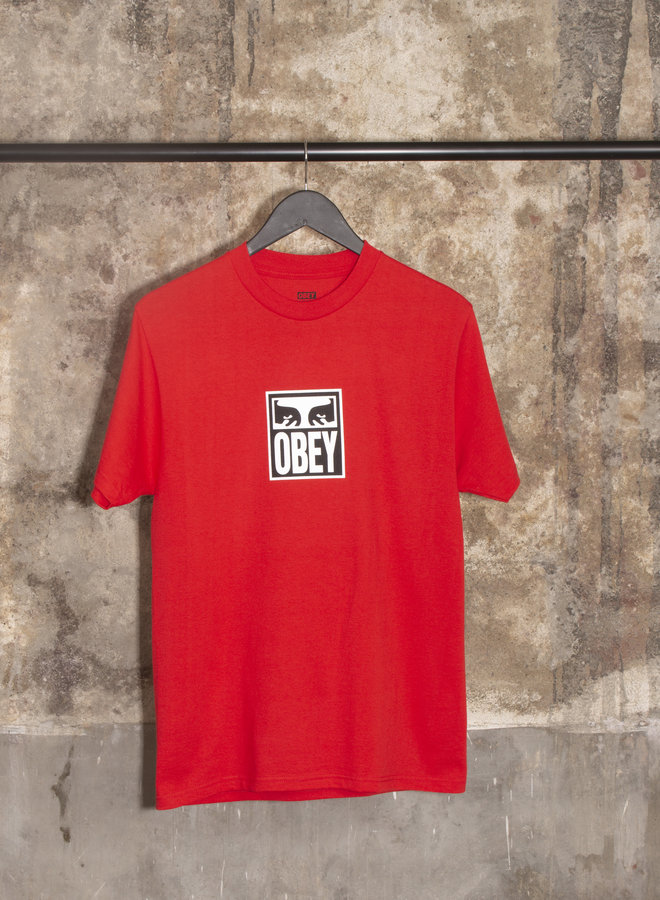 Obey Men - Obey Eyes Icon 3 - Red