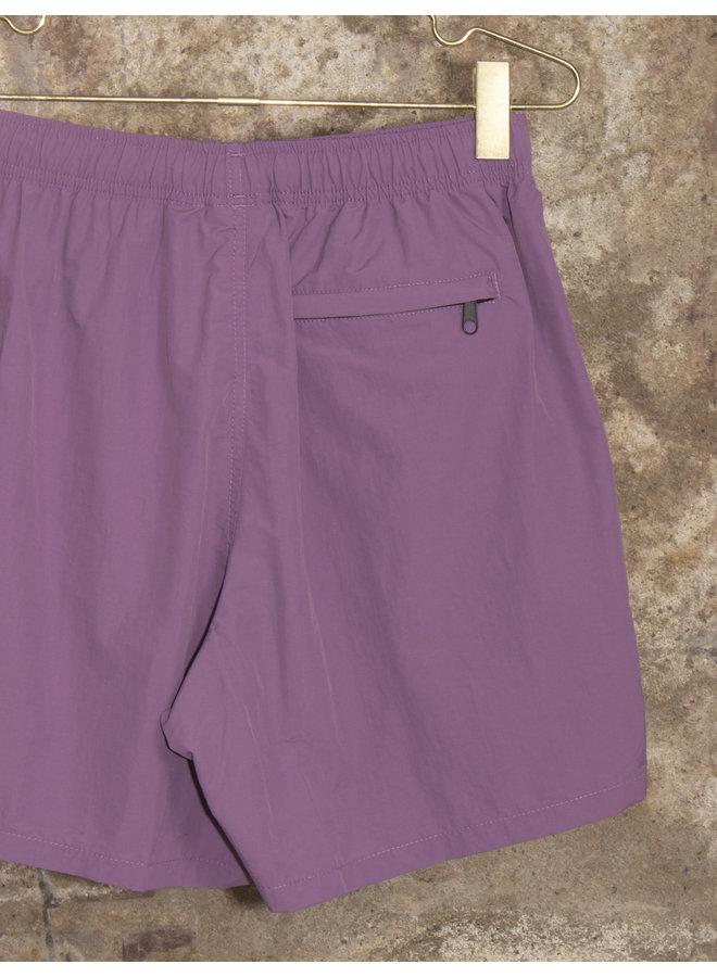 Obey Men - Easy Relaxed Short -  Purple Nitro