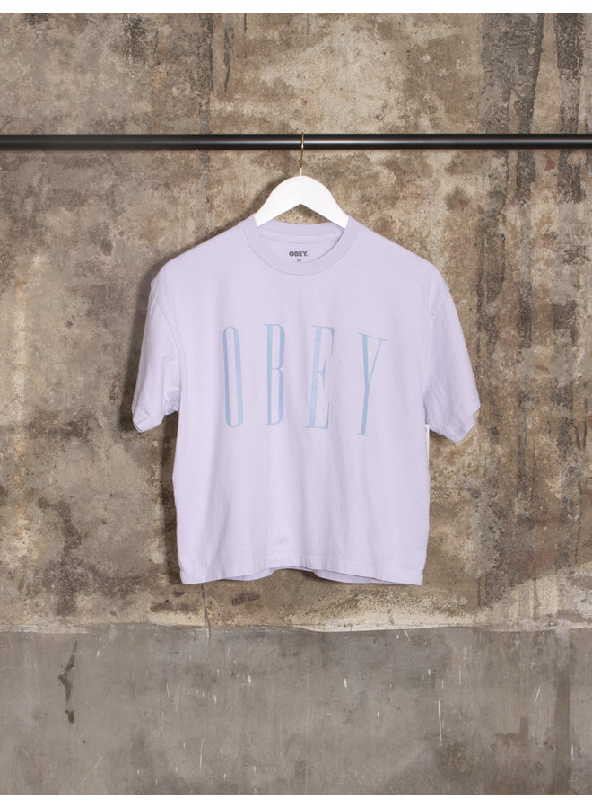 Obey Womens - Obey new - Lilac Hint