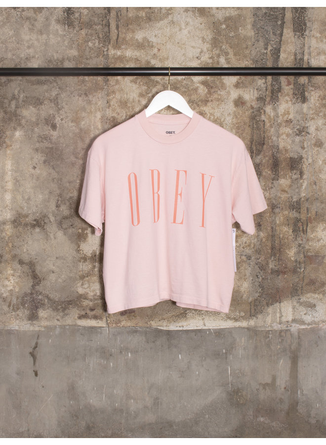 Obey Womens - New - Champagne