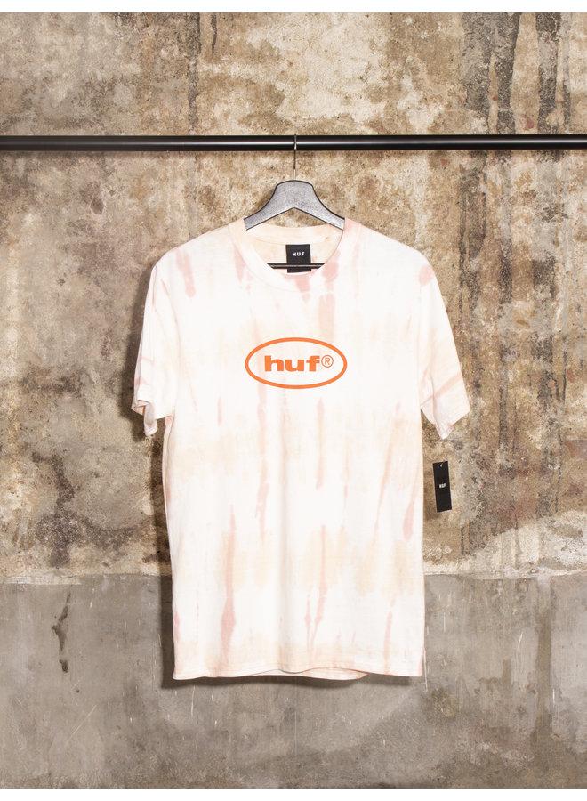HUF - HUF LSD TIEDYE S/S TEE - NATURAL