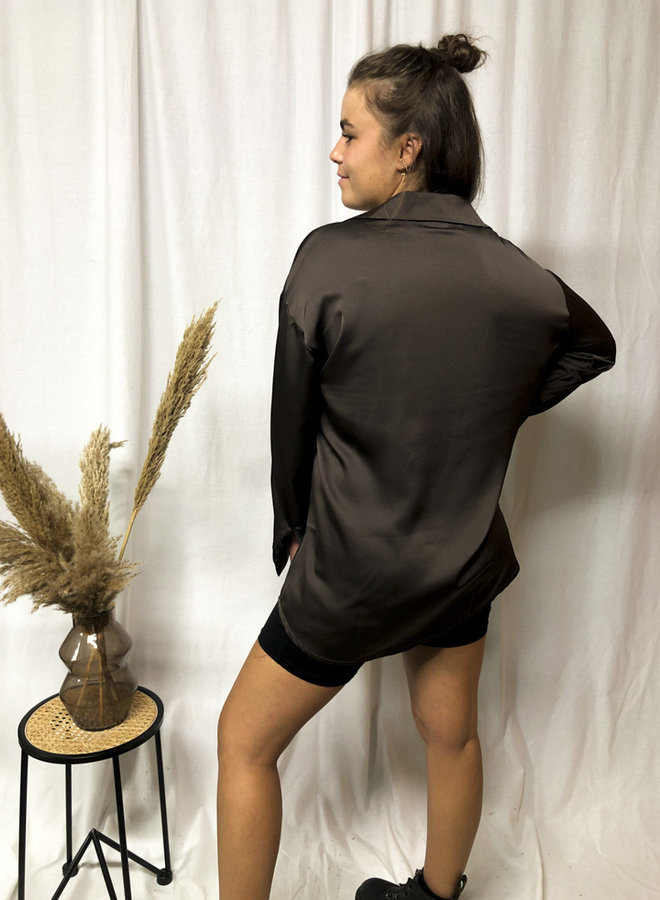 COLLECTION - Kate Blouse Choco