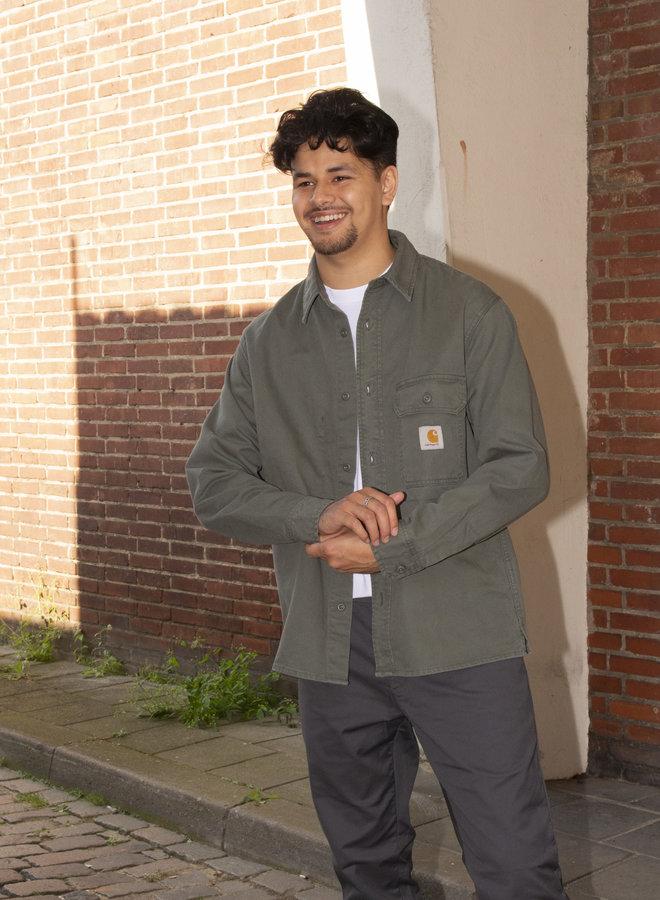 Carhartt Men - Reno Shirt Jac - Thyme Garment Dyed