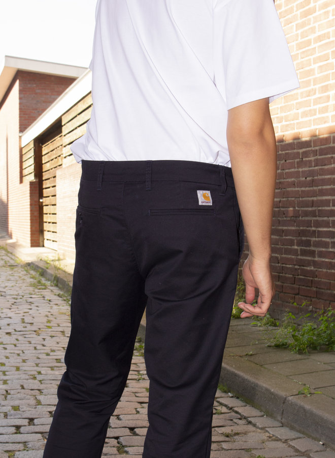 Carhartt Men - Sid Pant - Dark Navy Rinsed