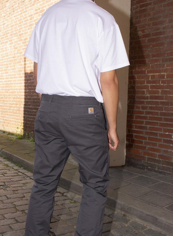 Carhartt Men - Sid Pant - Blacksmith Rinsed
