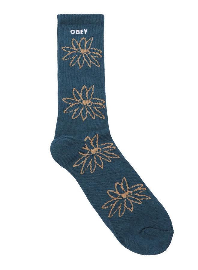 Obey - Natty Socks - Deep Ocean Multi