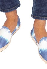MANEBI Espadrilles - Dakar - Tie-dye Blue