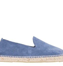 20/1 MANEBI Slippers Jeans Suede Hamptons