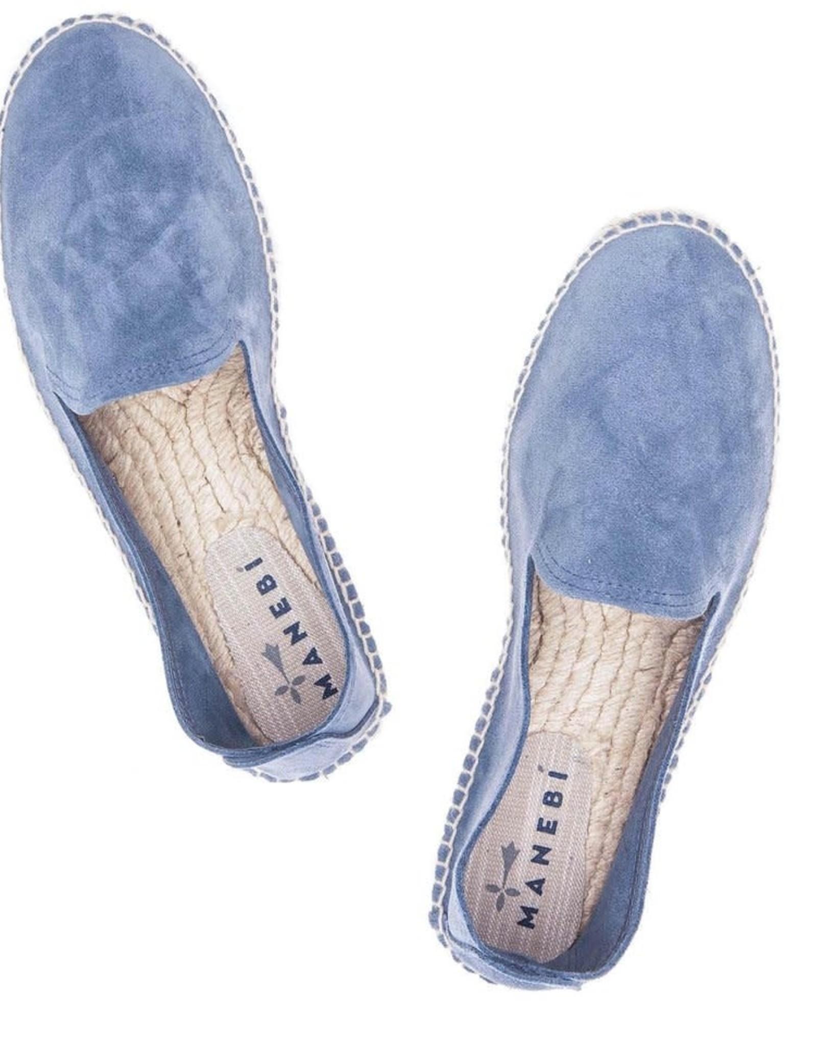 MANEBI Espadrilles - Hamptons - Jeans