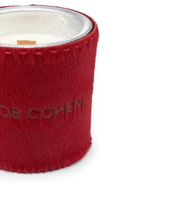 JACOB COHEN Candles Pony ROSSO
