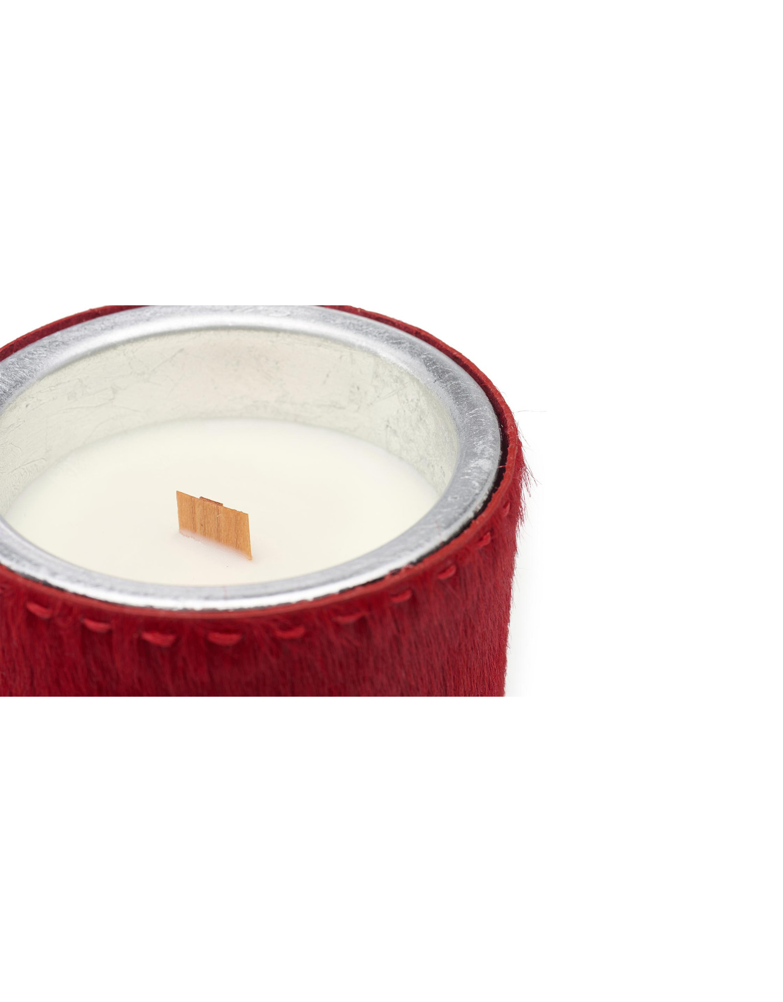 JACOB COHEN JACOB COHEN Candles Pony ROSSO