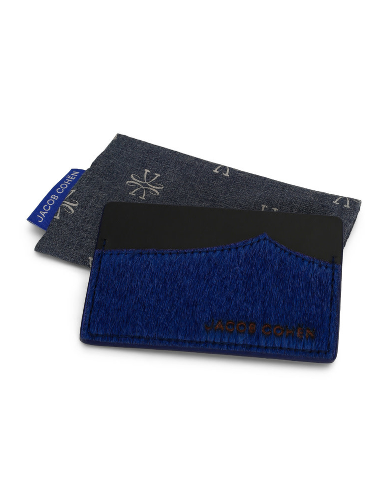 JACOB COHEN JACOB COHEN Porte carte BLUE