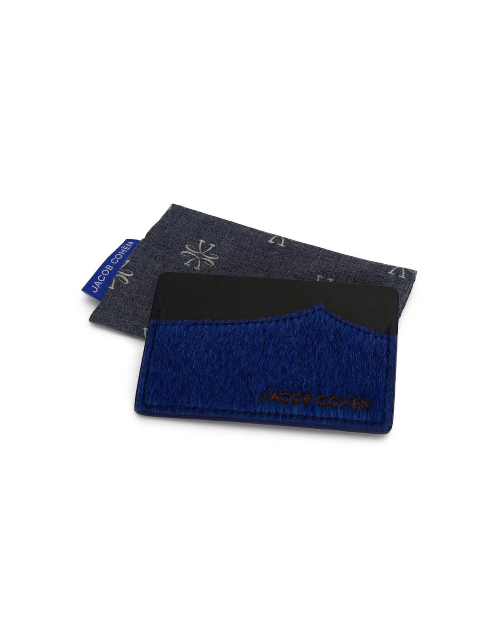 JACOB COHEN JACOB COHEN Card Holder BLUE