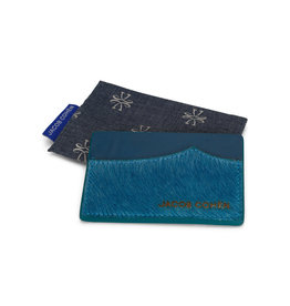 JACOB COHEN Card holder TURCHESE