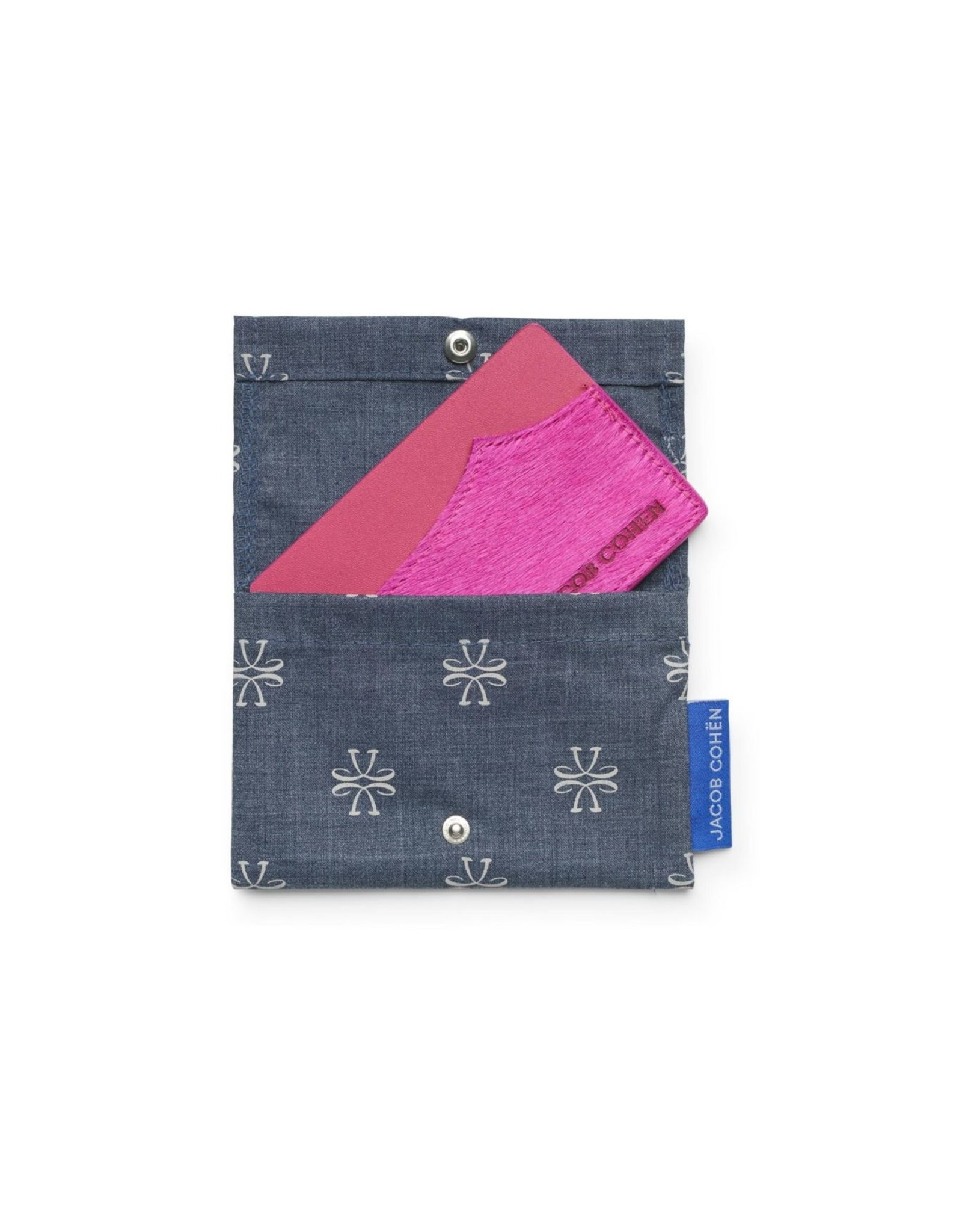 JACOB COHEN JACOB COHEN Card holder FUXIA