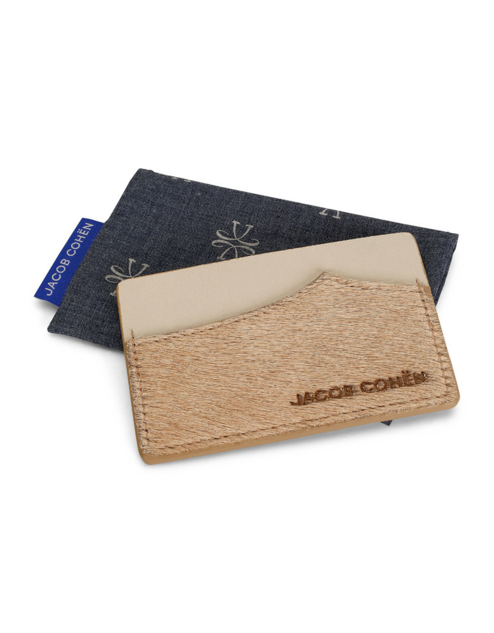 JACOB COHEN JACOB COHEN Card holder BEIGE