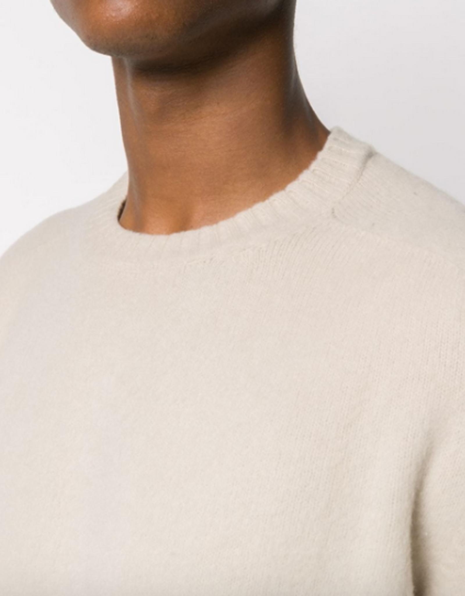 ELEVENTY ELEVENTY Sweaters Pull Col Rond B76MAGB47 MAG0B062 BIANCO