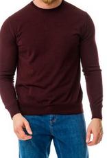 ELEVENTY ELEVENTY Sweaters Pull Col Rond B76MAGA30 MAG24003 VINO
