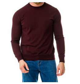 ELEVENTY Sweaters Pull Col Rond B76MAGA30 MAG24003 VINO