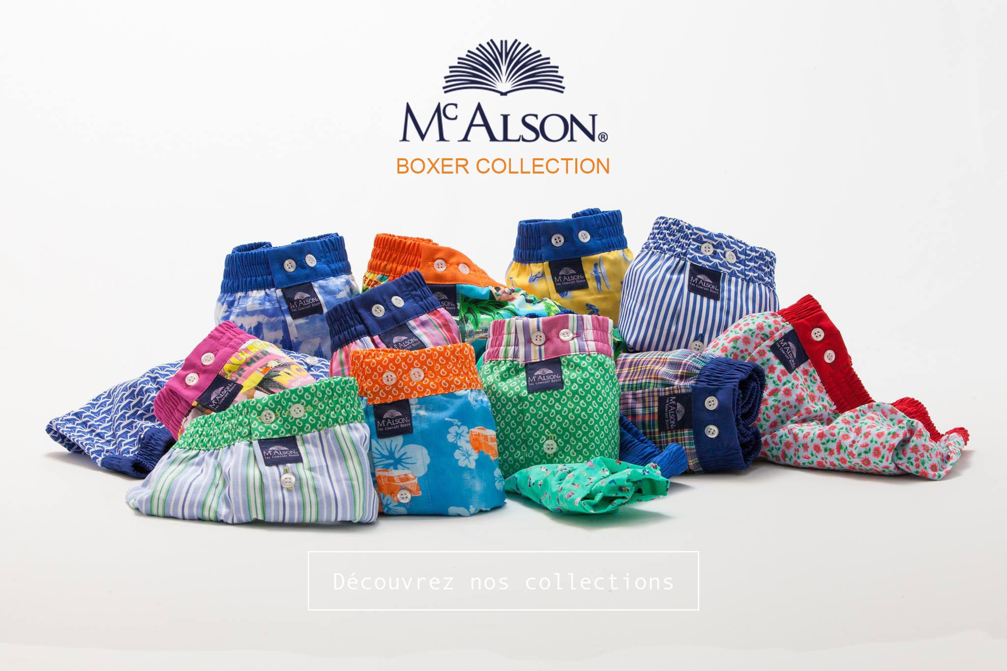 Mc Alson Collections