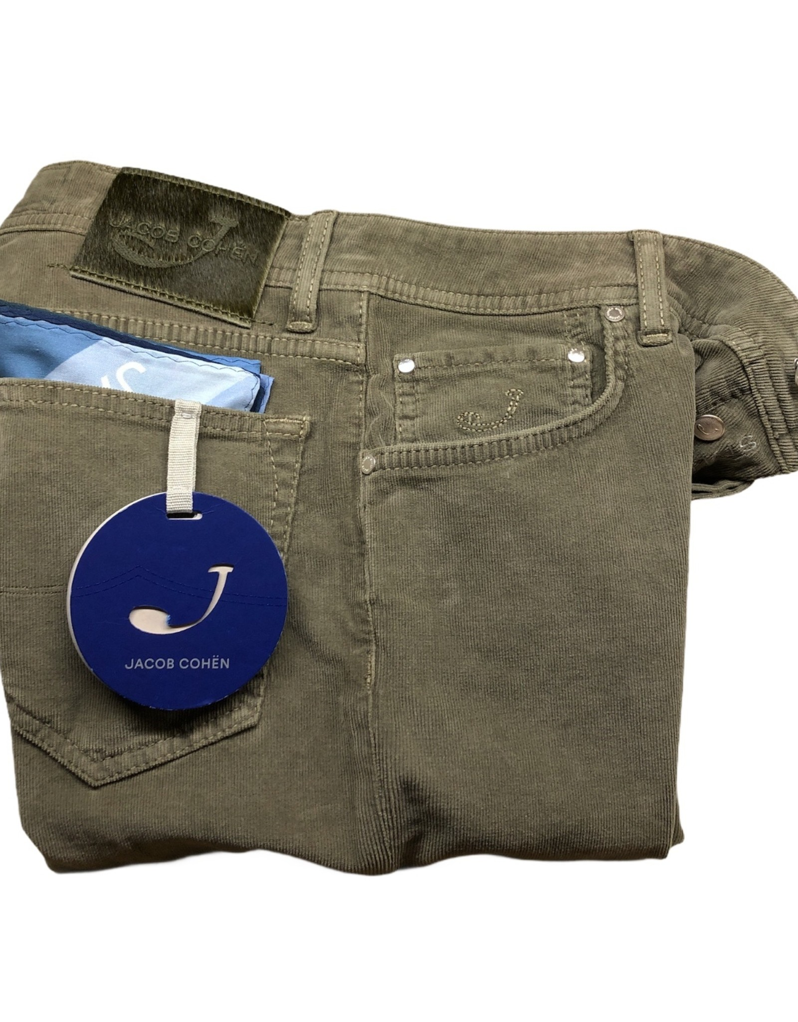 JACOB COHEN JACOB COHEN Jeans J622 SLIM COMF 8805