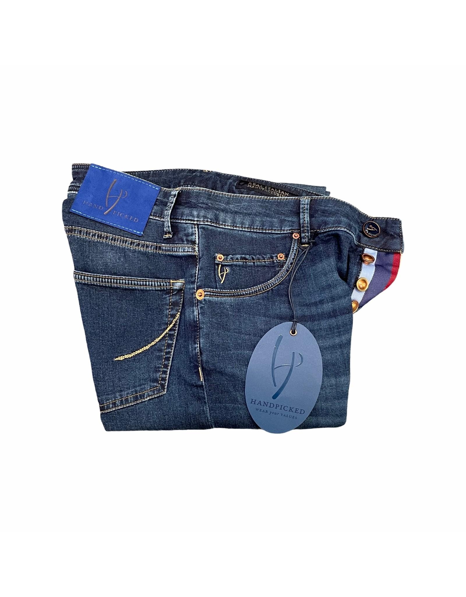 Hand Picked 21/1 Hand Picked  Jeans ORVIETO-C  01969 W2