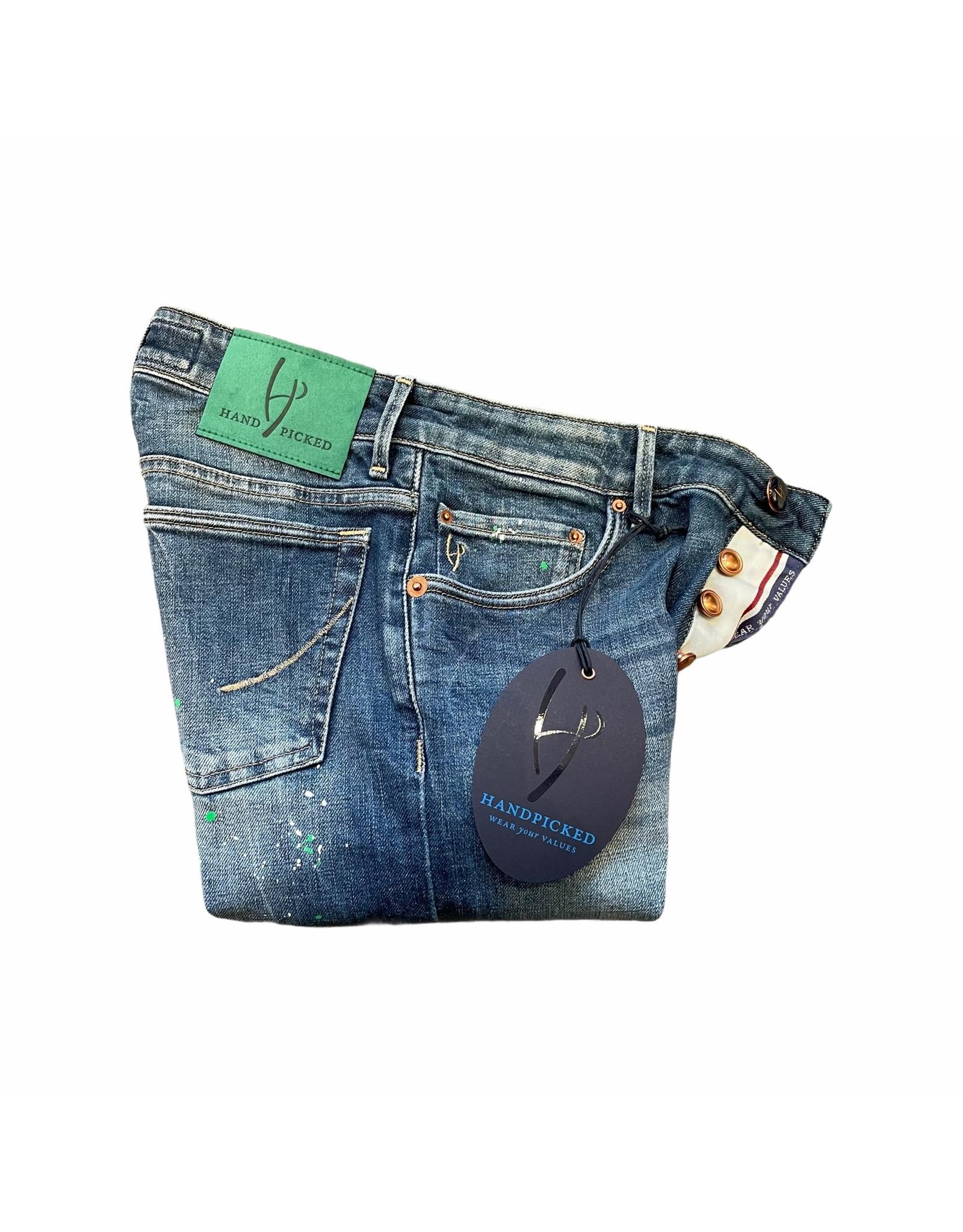 Hand Picked 21/1 Hand Picked  Jeans ORVIETO-C  02309 W2