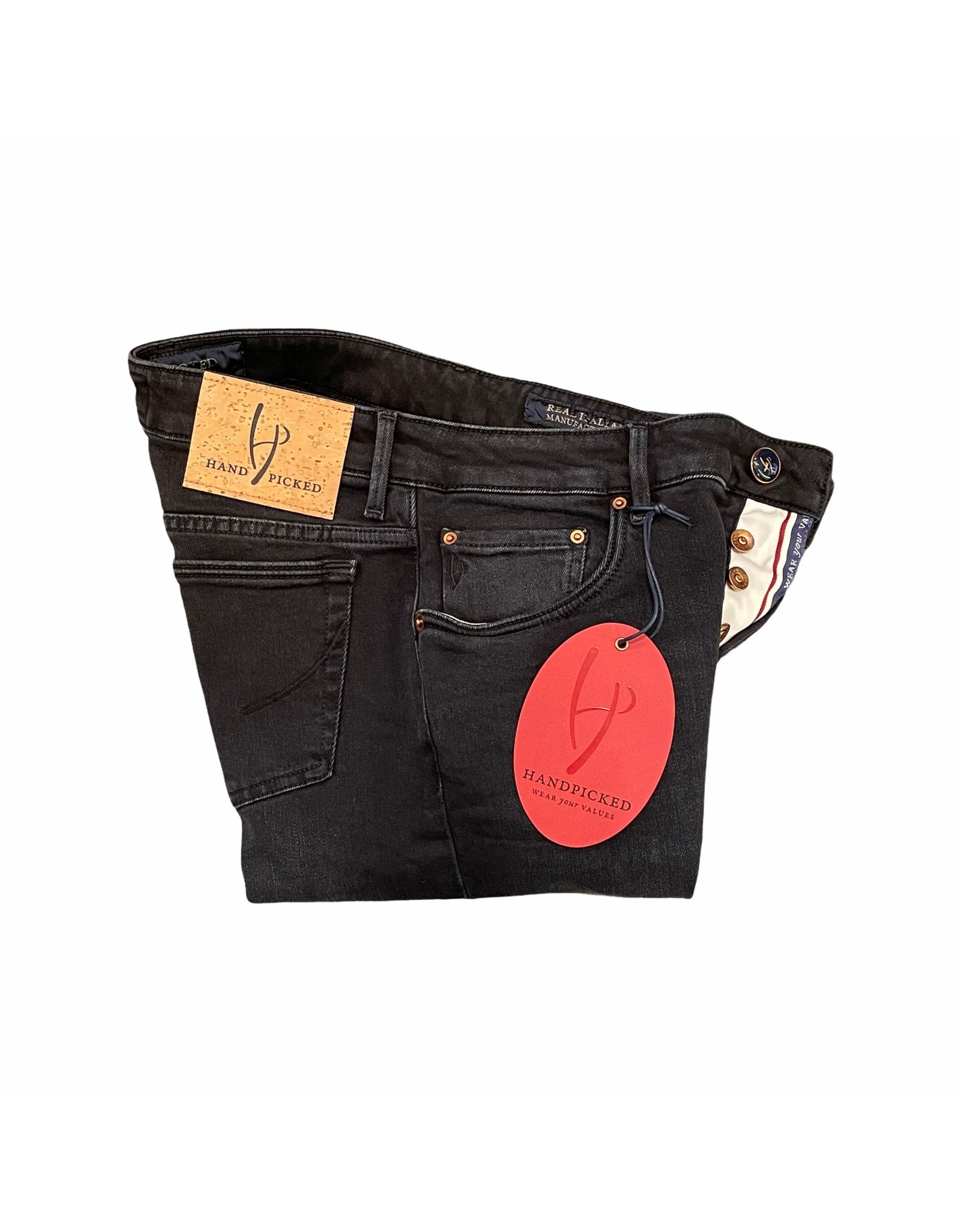Hand Picked 21/1 Hand Picked  Jeans ORVIETO-ECO  01789 W2