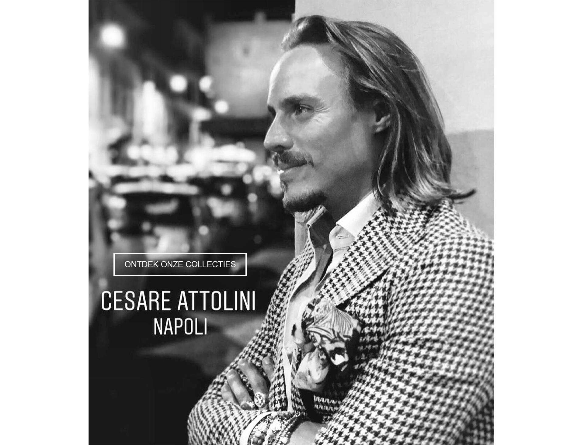 Cesare Attolini Napoli