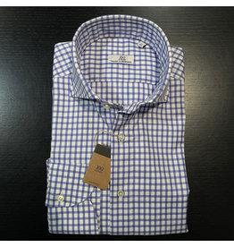 100Hands 100Hands Navy Check Shirt