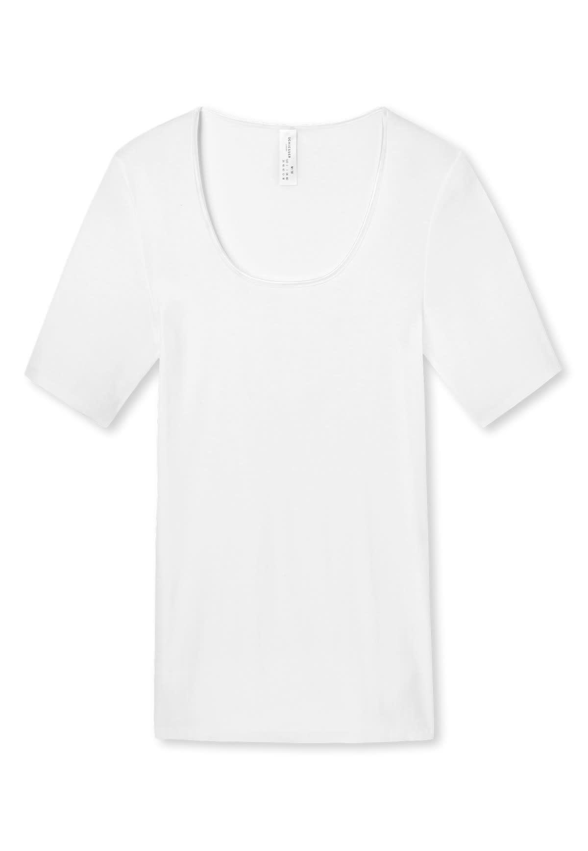 T-shirt Luxury 200764 - wit-3
