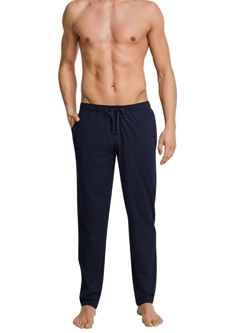 Pyjamabroek Mix & Match 163840 - donkerblauw-1