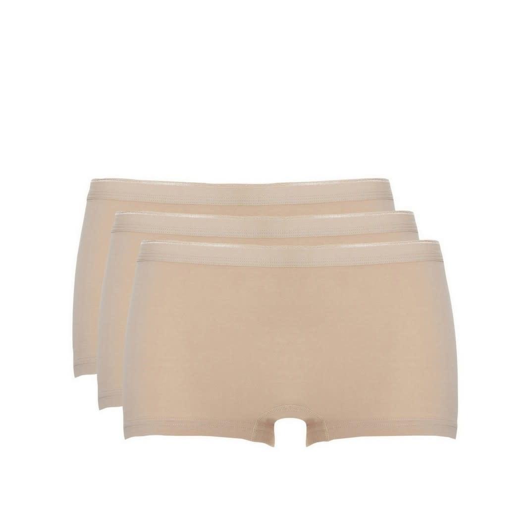 Short Basic 3-Pack 30190 - huid-1