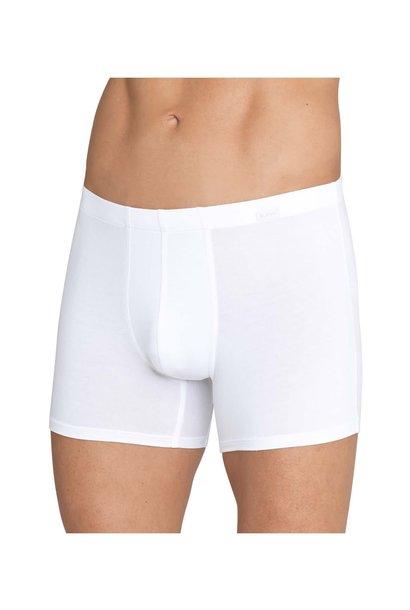 Short Basic Soft 10167209 - wit mt 5 & 7