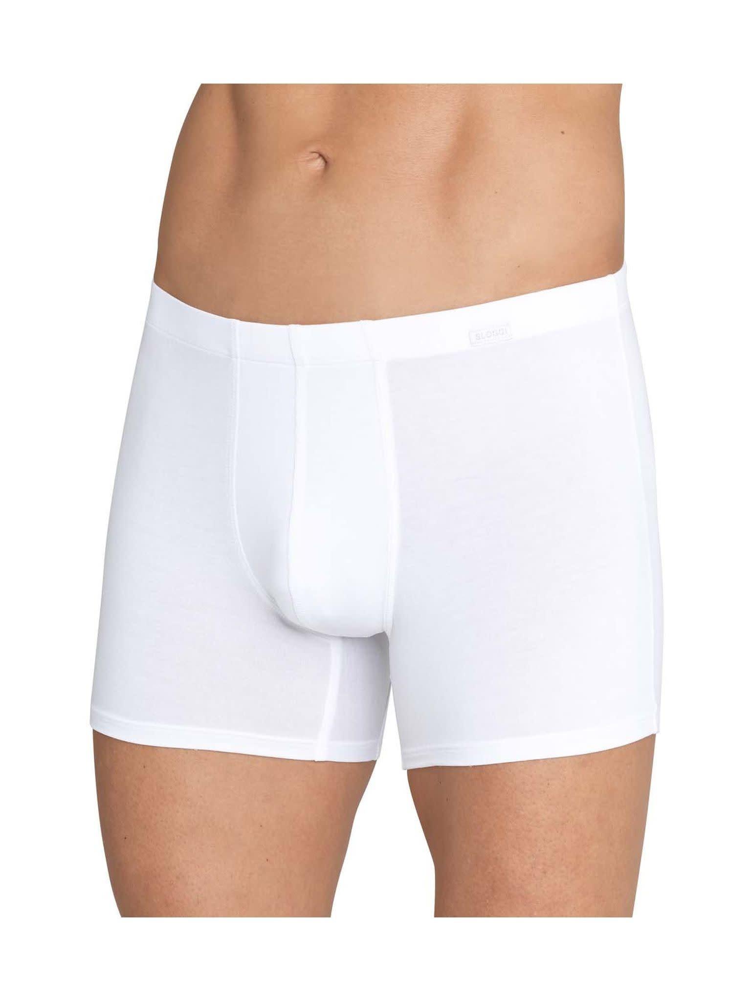 Short Basic Soft 10167209 - wit-1