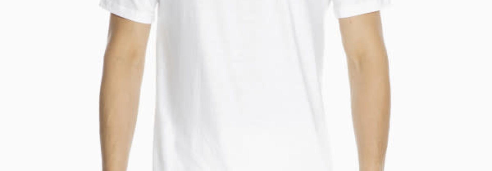 T-Shirt hoge boord Harro 405508 - wit