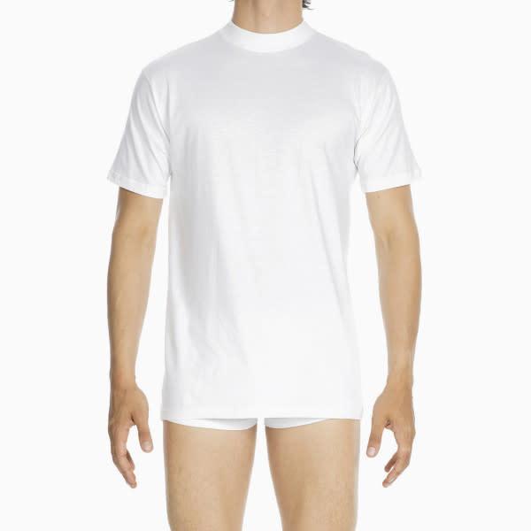 T-Shirt hoge boord Harro 405508 - wit-1