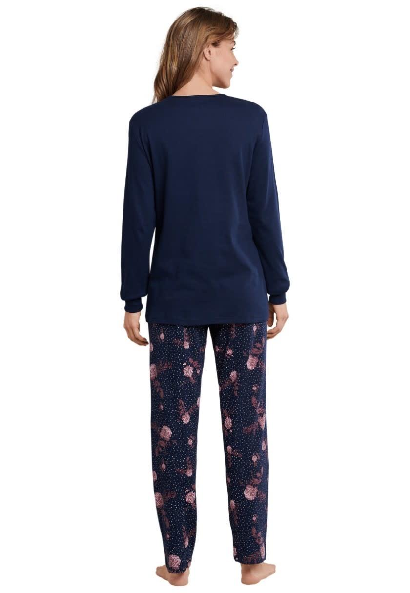 Pyjama Seidensticker lange mouw 168015-2