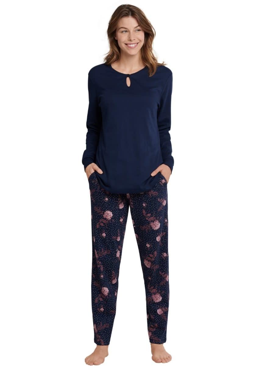 Pyjama Seidensticker lange mouw 168015-1
